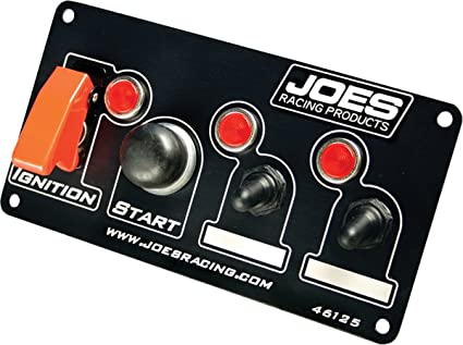 Amazon Com Joes Racing 46125 Switch Panel Automotive