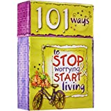 """""""101 Ways to Stop Worrying & Start Living"""" Cards - A Box of Blessings"""
