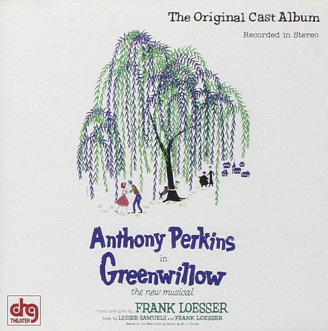 Greenwillow, Frank Loesser - Greenwillow (1960 Original Broadway ...