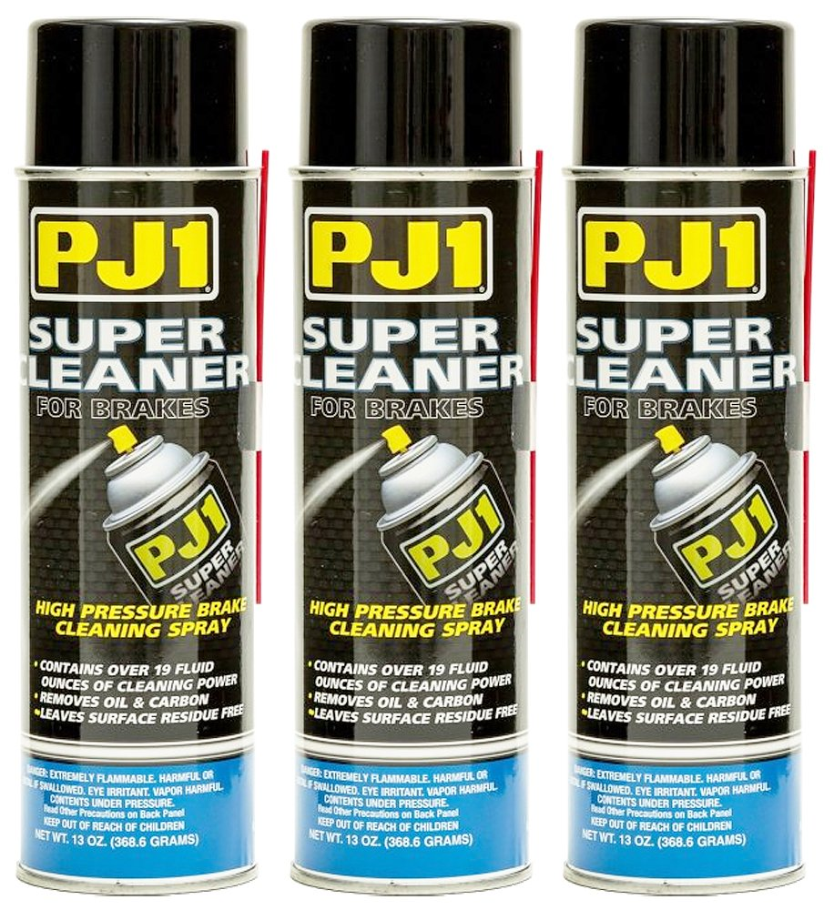 PJ1 3-21-3PK Super Cleaner Spray, 39 oz, 3 Pack (CA Compliant)