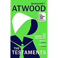 The Testaments: The Booker prize-winning sequel to The Handmaid's Tale