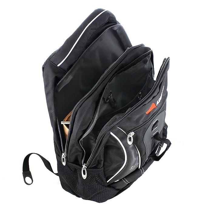 3689eabbf590 Amazon.com  Askalitt School Backpack