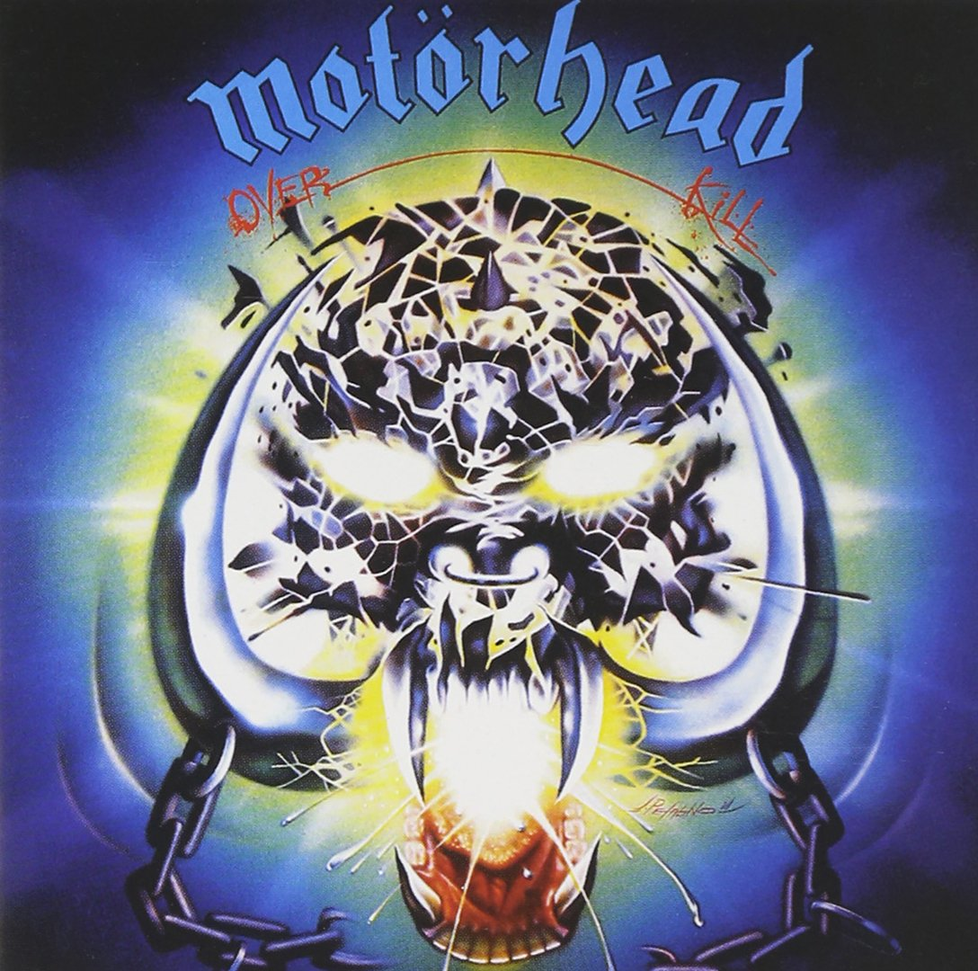 CD : Motorhead - Overkill (Bonus Tracks, Remastered)