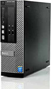 Dell Optiplex 3020 MiniTower Business Desktop - (Windows 7 Professional, Intel Quad-Core i5-4790 Processor 6M Cache, up to 3.70 GHz, 8GB Memory, 1TB Hard Drive 7200RPM, Muiti DVD Drive)