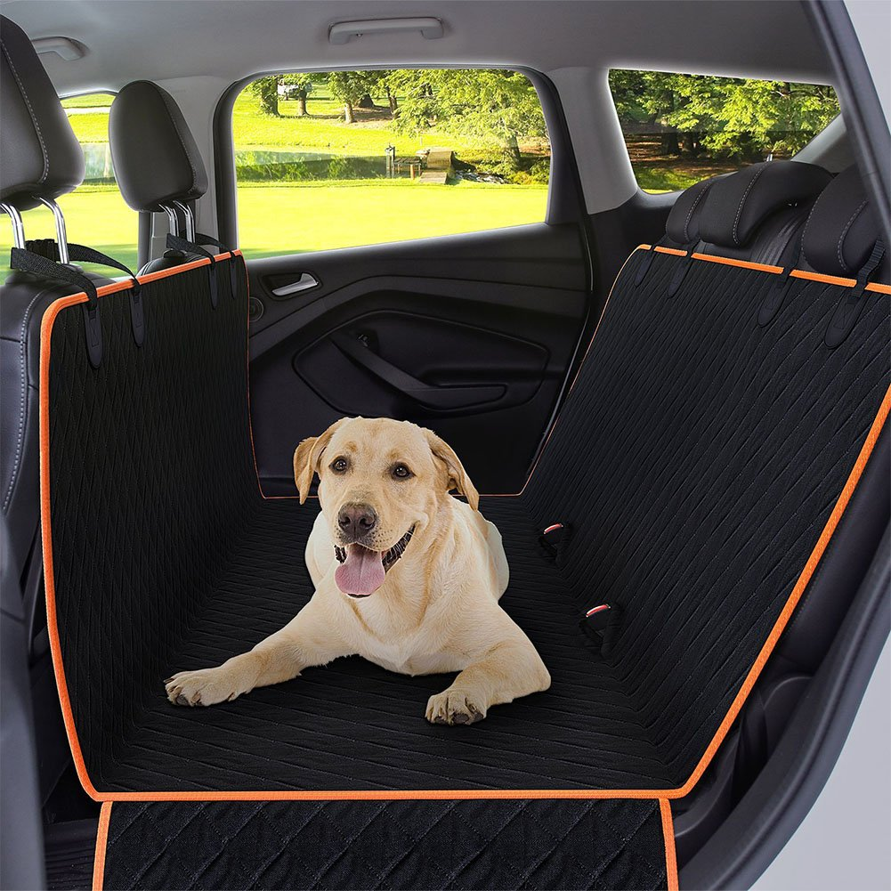 Cibeat Waterproof Vehicle-Mounted Pet Mat Soiling Resistant Oxford Cloth Pet Cushion