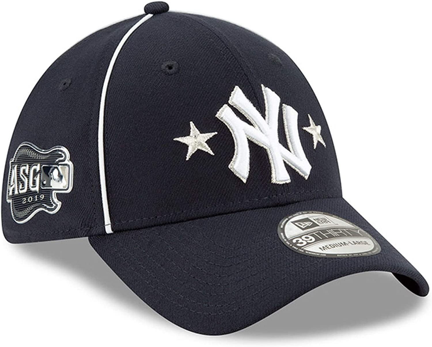 New Era New York Yankees 2019 MLB All-Star Game 39THIRTY Flex Hat Navy