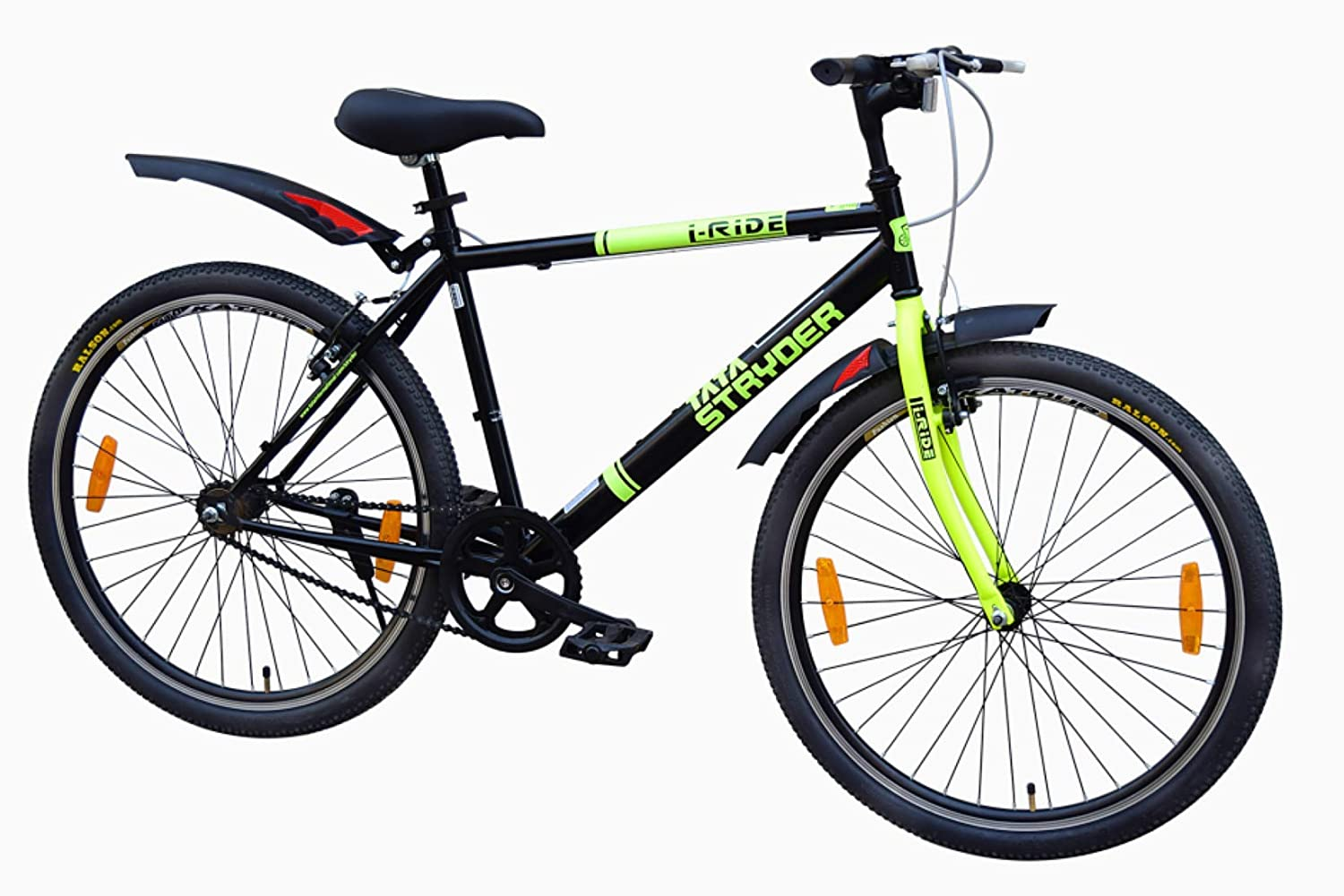 1a24eb4303c Tata stryder black green i ride inches road cycle semi installed sports  fitness outdoors jpg 1500x1001