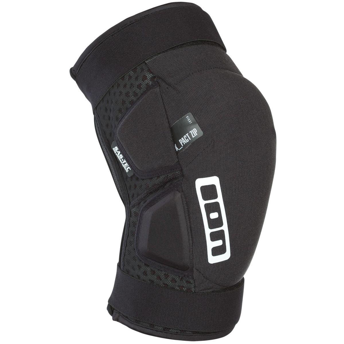 Ion K-Pact Zip Knee Pad Black, L