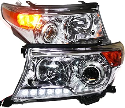 2X No hyper flash Amber LED Side Mirror Light Bulbs For 07-14 Toyota FJ Cruiser