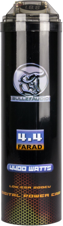 (2) BULLZ AUDIO 4400W 12V BCAP 4.4 Digital Car Power Farad Capacitors | BCAP4.4 by BULLZ AUDIO (Image #6)