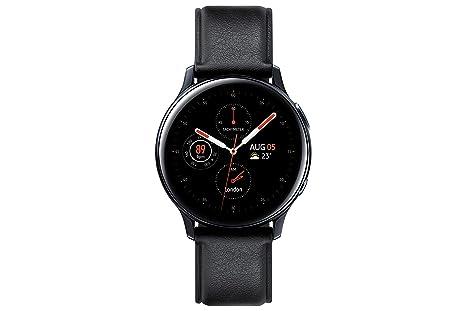 Samsung Galaxy Watch Active2 - Smartwatch, Bluetooth, Negro ...