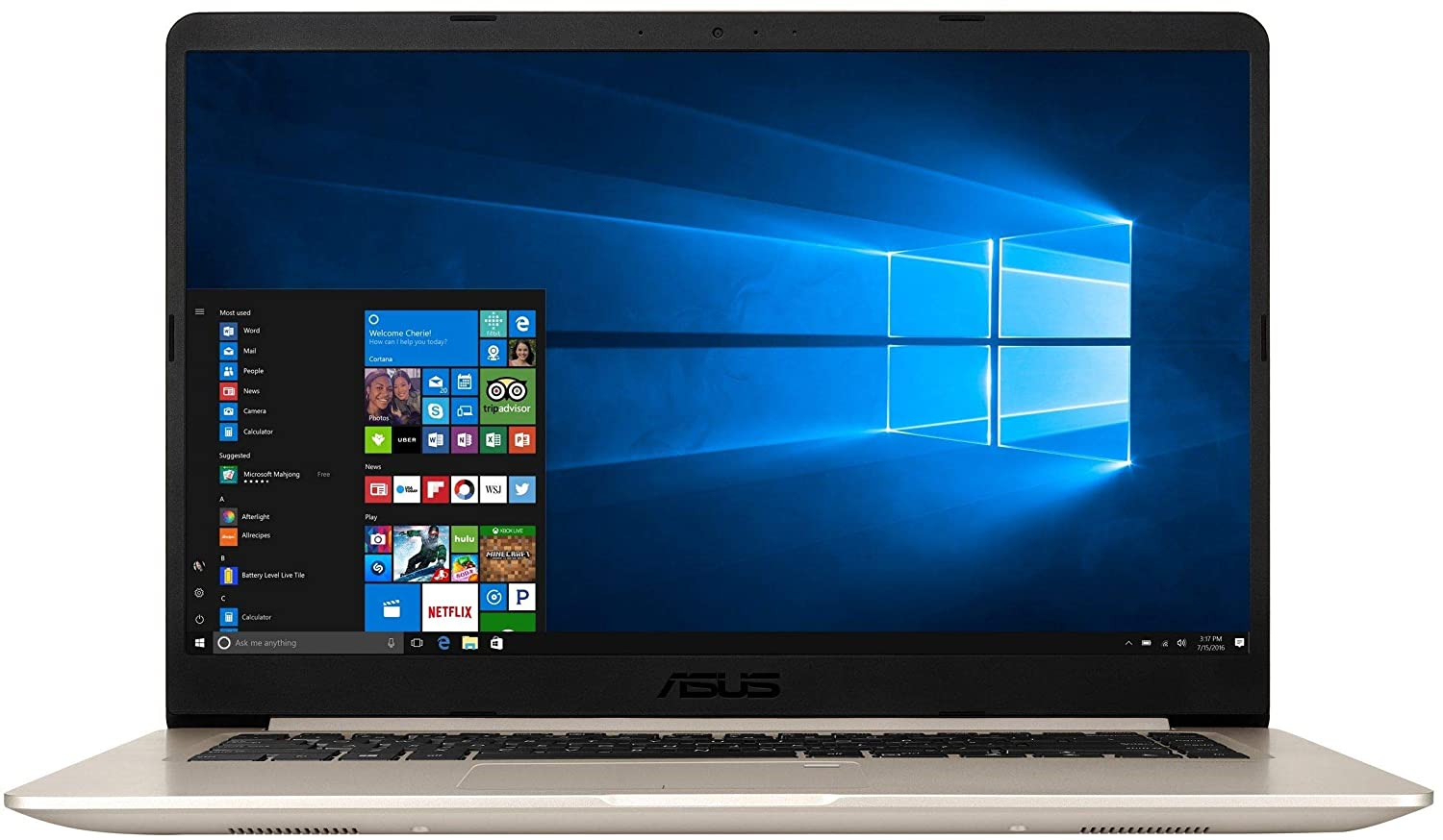 Buy Asus Vivobook Core I5 8th Gen 156 Inch Laptop 8gb 1tb Windows Mdisk Kabel Vga Blue Plate 10 Meter 2gb Graphics Gold 17kg S510un Bq217t Online At Low Prices In India