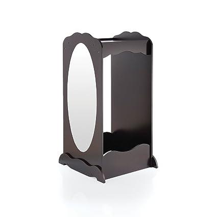 New Amazon.com: Guidecraft Dress Up Center Espresso - Dark Cherry  JU96