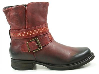finest selection 7ea27 6fb2f SPM 17546072 Bovet Schuhe Damen Stiefeletten Biker Boots