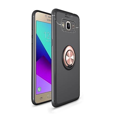 Leton Funda Samsung Galaxy Grand Prime G530 Silicona Anillo ...