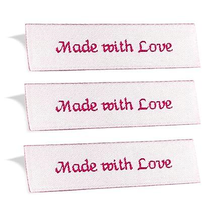 0e1644816c05 Amazon.com: Wunderlabel Made with Love Crafting Craft Art Fashion ...