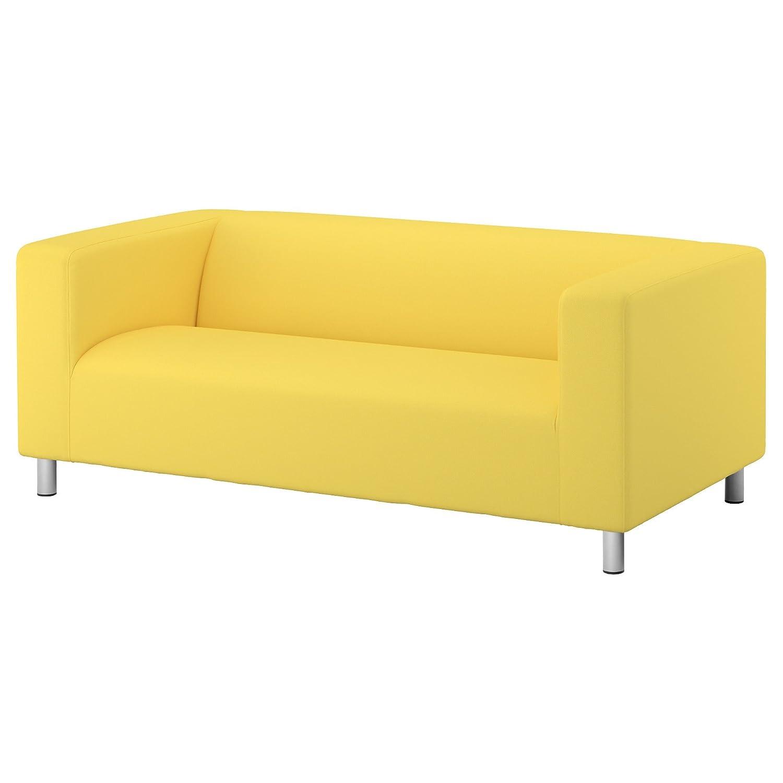 Ikea Klippan Loveseat Slipcover-vissle Grey 502.788.54