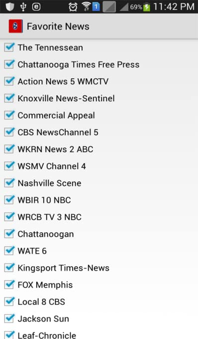 Amazon com: Tennessee News: Appstore for Android