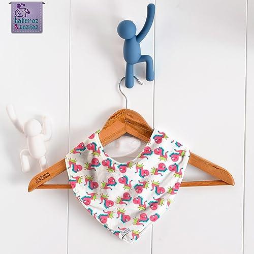 Babero bandana Bebe Dragones. Para bebés, niños y adultos con necesidades especiales. P_76 ***Envío gratuito a España***: Amazon.es: Handmade