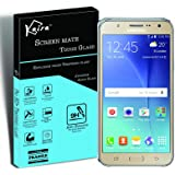 Kaira Brand Tempered glass Screen Protector for Samsung Galaxy J7