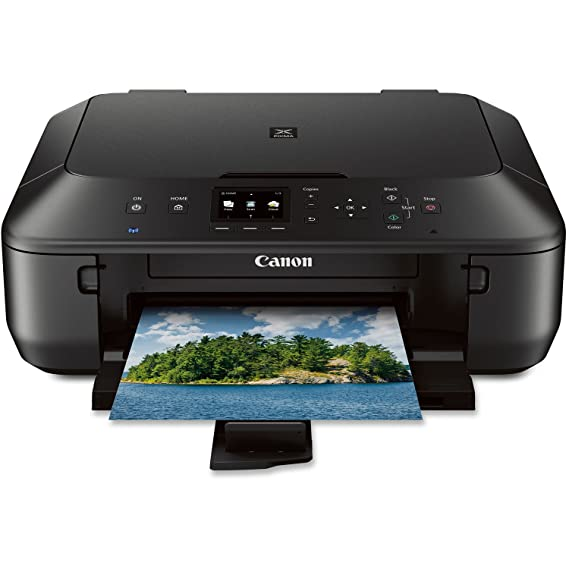 canon pixma printing solutions mg5520 wireless inkjet po all-in ...