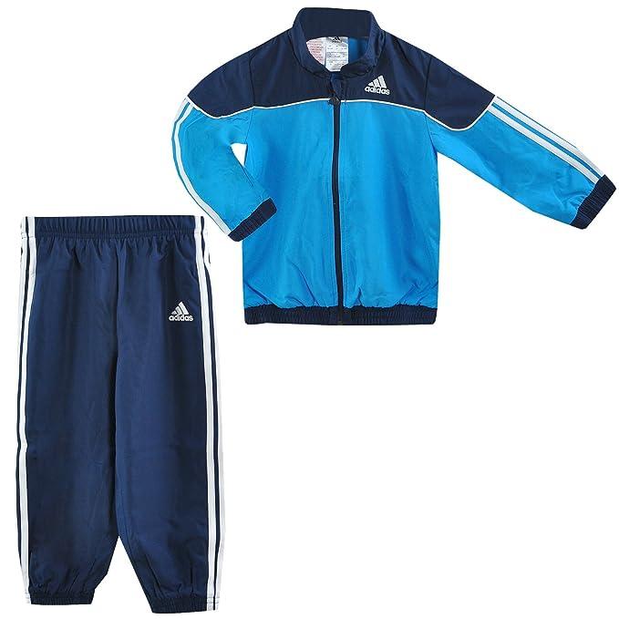 adidas 3S ESS Woven Niños Baby Jogger Entrenamiento Traje Sport ...