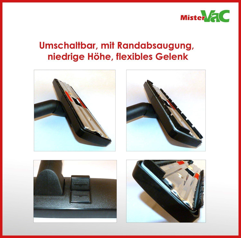 Brosse de sol r/éversible pour aspirateur TACKlife PVC01B