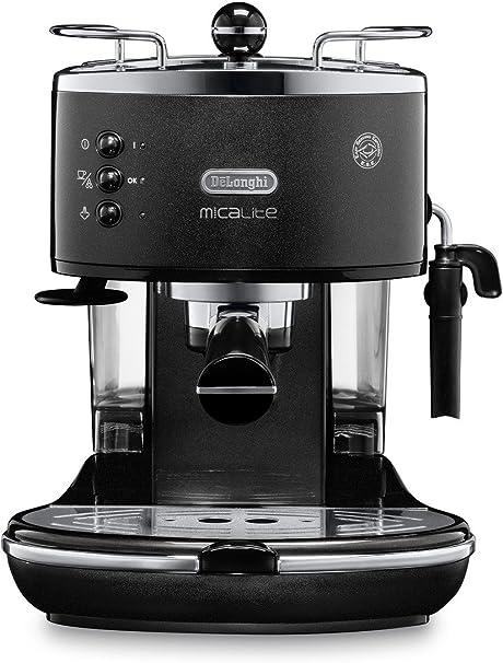 Cafetera eléctrica DeLonghi ECOM311.B Icona Micalite: Amazon.es ...