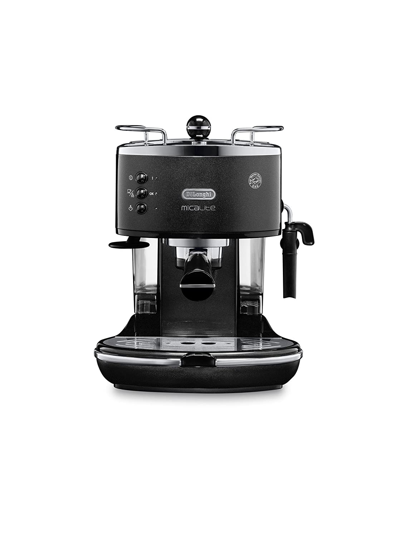 Cafetera eléctrica DeLonghi ECOM311.B Icona Micalite: Amazon ...