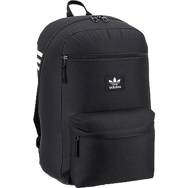 1807689c36 Amazon.com  adidas Originals National Laptop Backpack (Black)  Clothing