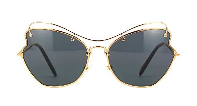 7169b1102944 Image Unavailable. Image not available for. Color: Miu Miu Sunglasses MU ...