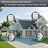 Motion Sensor Detector Chime Alert - BISTEE