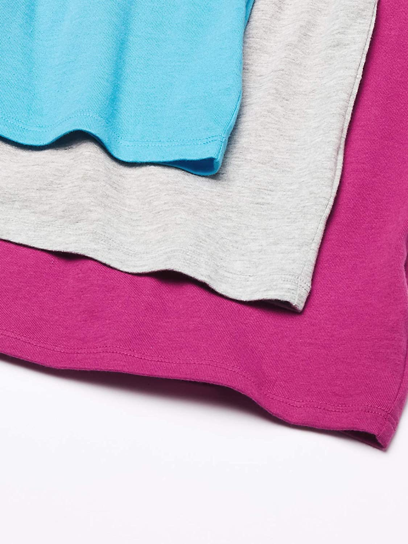 Essentials 3-Pack Short-Sleeve Tee Fille