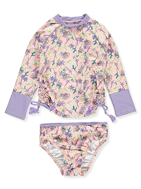 Jessica Simpson Baby Clothes Mesmerizing Amazon Jessica Simpson Baby Girls' 60Piece Swimwear Set Pink