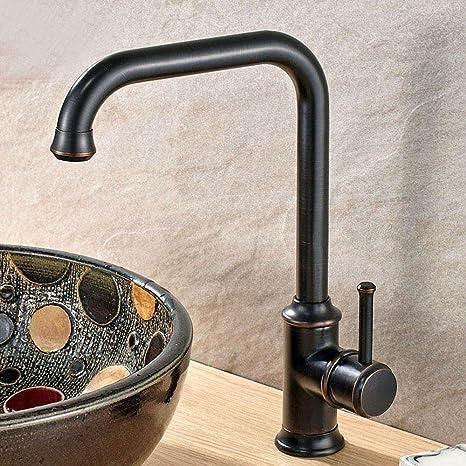 bbslt-continental, retro lavello da cucina, filo di rame, singolo ...