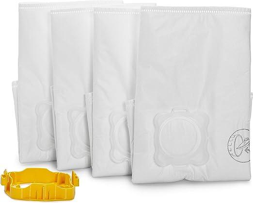 Rowenta Wonderbag Allergy Care WB484720 - Pack de 5 bolsas para aspirador con 1 adaptador reutilizable: Amazon.es: Hogar