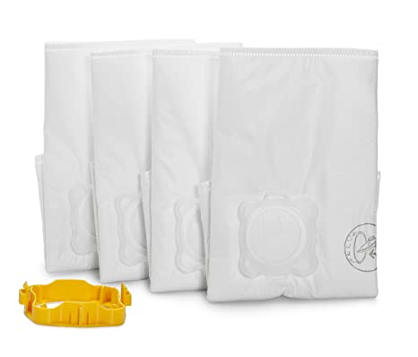 Rowenta Wonderbag Allergy Care WB484720 - Pack de 5 bolsas para aspirador con 1 adaptador reutilizable
