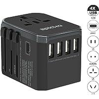 Epicka Universal Travel Power Adapter
