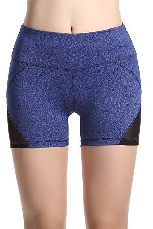 Harem Yoga Malla Aptitud Deportes Shorts Yoga para Mujer ...