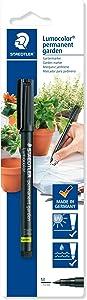 Staedtler Lumocolor Permanent Garden Marker Pen 1.0 mm
