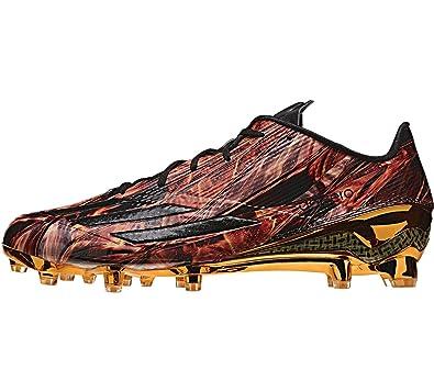 adidas Men's adizero 5-Star 5.0 Football Cleats Black/Black O30o3368