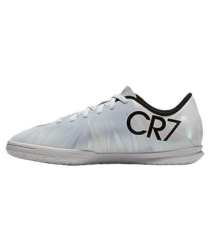 promo code 0ddac e08f9 Nike Unisex Kid's JR MercurialX Vortex 3 CR7 IC Football Shoes