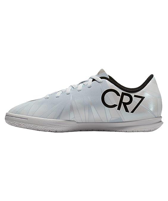ZAPATILLAS NIKE JR MERCURIALX VORTEN 3 CR7 IC Nº 34: Amazon.es: Zapatos y complementos