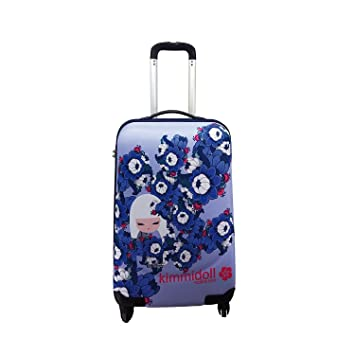 Kimmidoll, Valise Multicolore coloris assortis