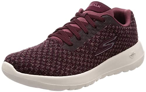 Skechers Go Walk Joy Pivotal Burgundy Damenschuhe  Trainers    Damenschuhe  954e6c