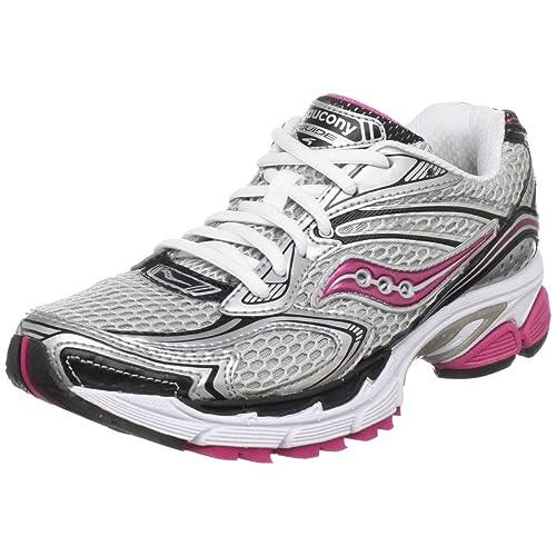 Saucony10090 - Progrid Guide 4 Mujer, Multi (Plateado/Negro/Rosa), M: Amazon.es: Zapatos y complementos