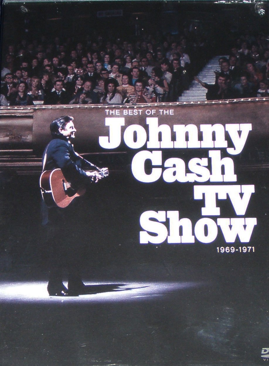 The Best of the Johnny Cash TV Show: 1969-1971 (DVD/CD Set)