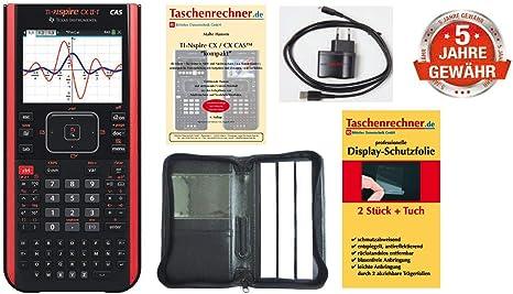 Texas Instruments Custodia per calcolatrice grafica TI Nspire CX II-T CAS
