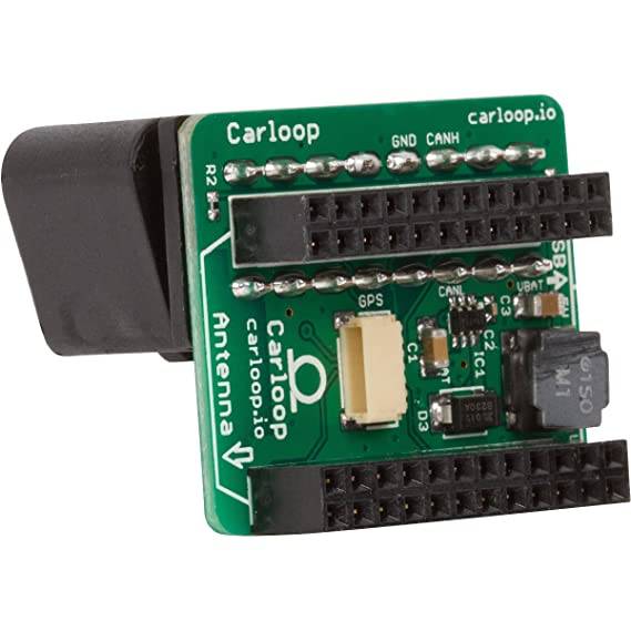 Carloop - the open source, fully programmable, OBD-II adapter for Particle
