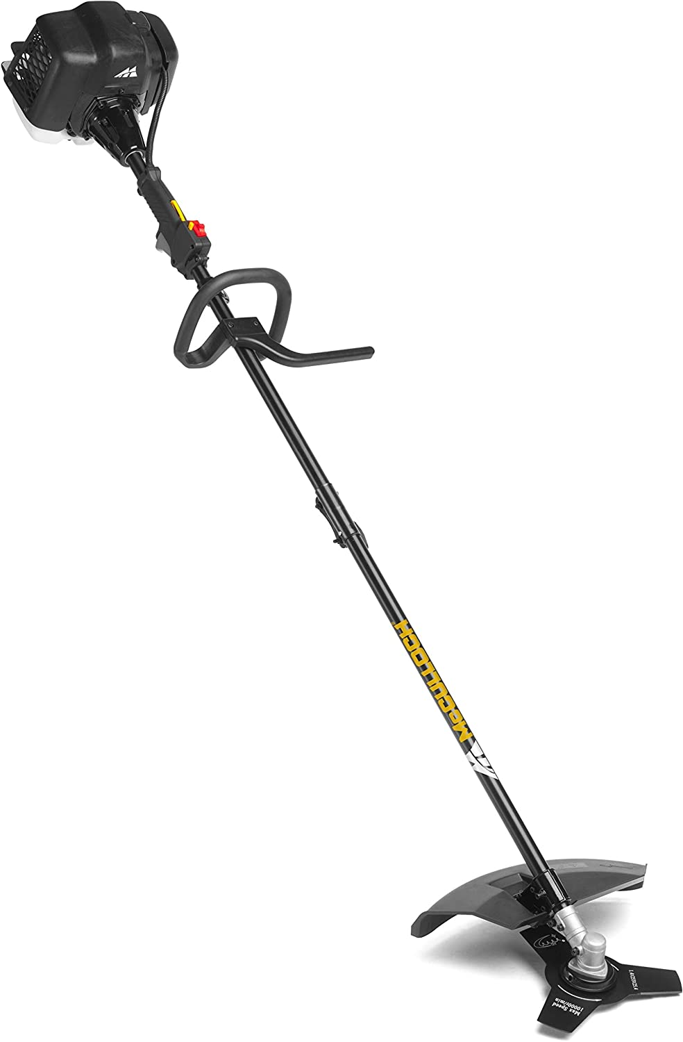 McCulloch B33 PS, Petrol Brush Cutter, 3